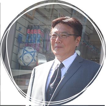 浦安 電気屋 タカハシデンキ 会社案内 代表取締役 高橋真一 挨拶