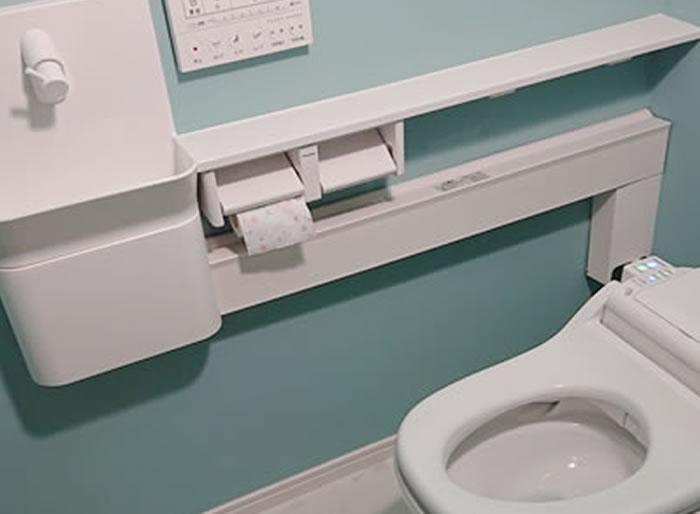 リフォームはトイレから